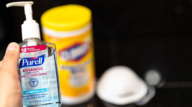 Purell Hand Sanitizer Amazon