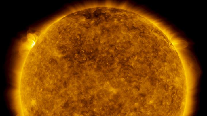 sunspot activity