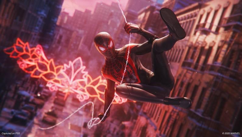 Spider-Man PS4 free upgrade