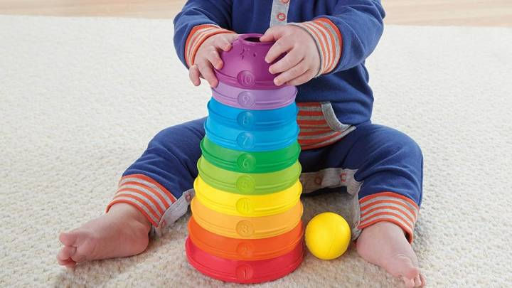 Best Stacking Cups Set