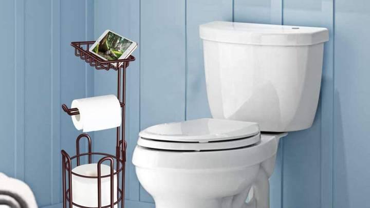 Best Toilet Paper Holder Stand