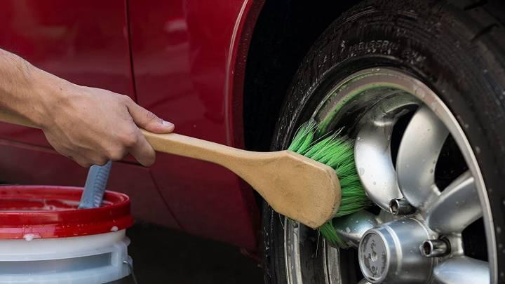 Best Wheel and Rim Brush