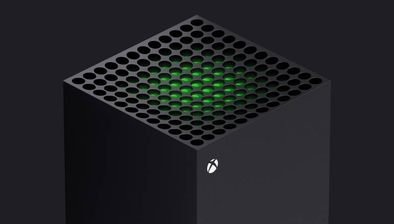 Xbox Series X unboxing video