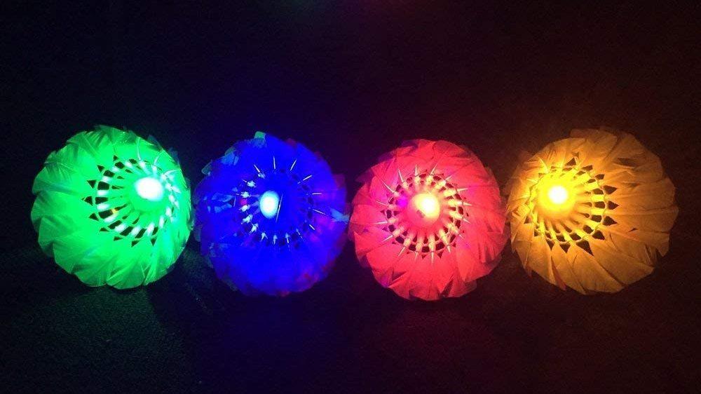 Best Light-up Shuttlecocks