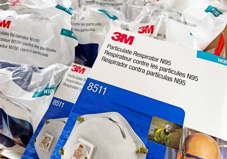 3M N95 Mask For Sale