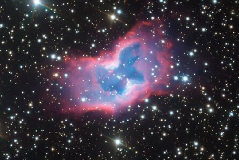 This massive cosmic butterfly is pure galactic eye candy – BGR