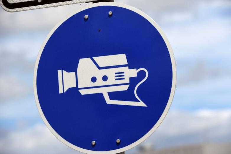 phone detecting cameras