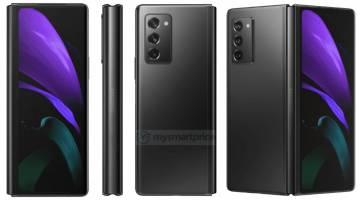 Galaxy Z Fold 2 5G price