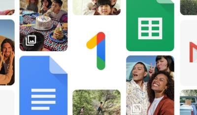 Google One: Free phone backup