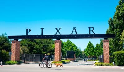 New Pixar movie