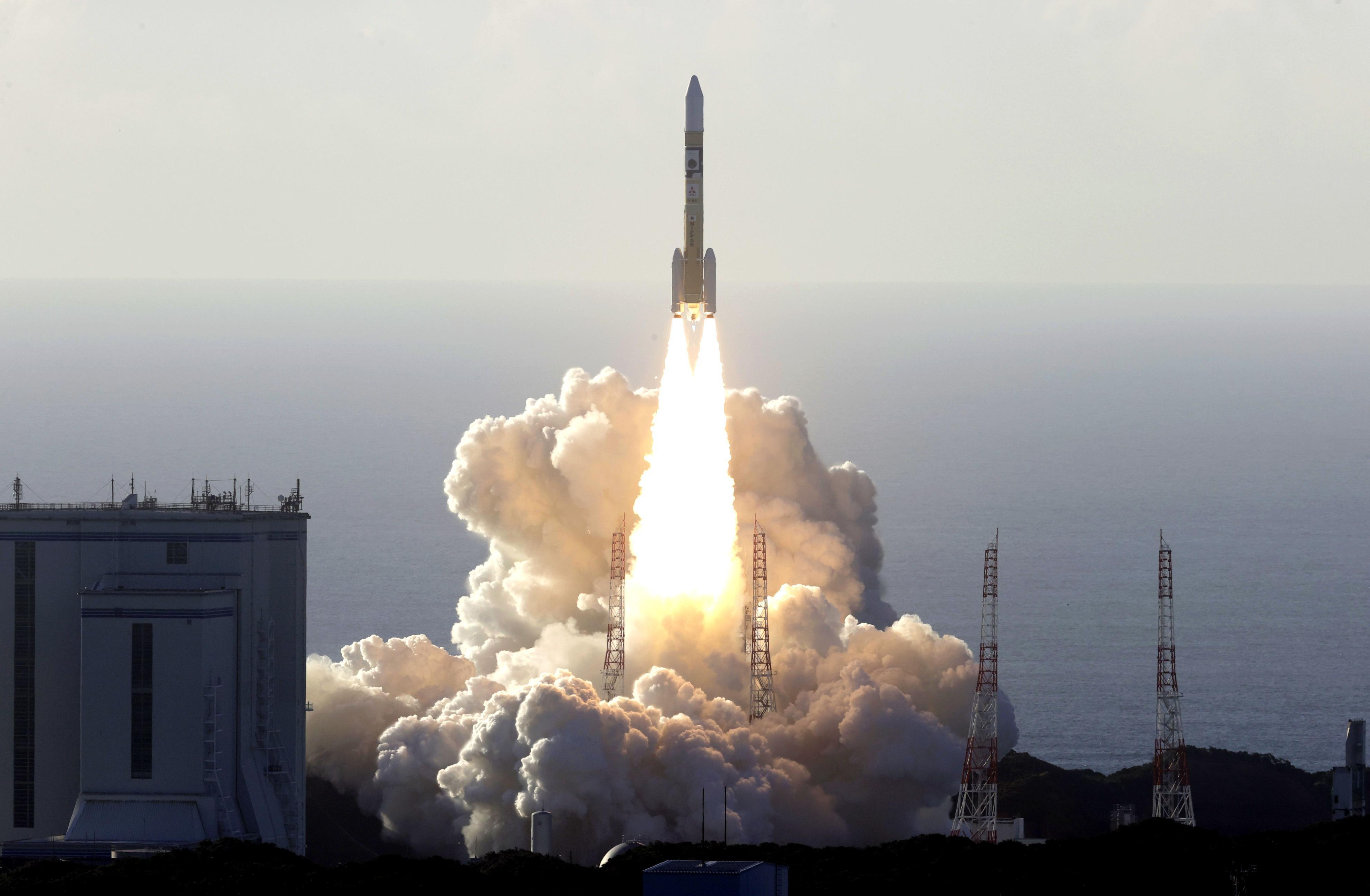 A Mars mission just launched, but it's not from NASA