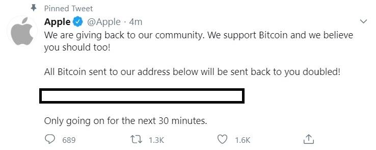 Apple-Bitcoin-Hack