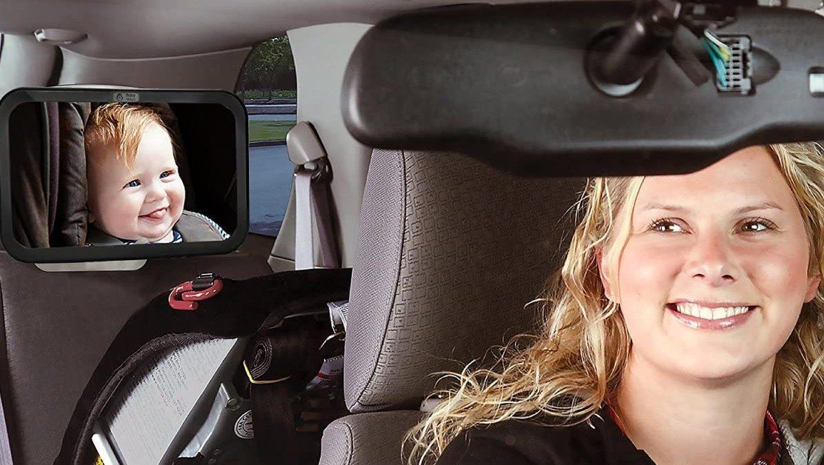 Best Baby Backseat Mirror