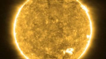 solar orbiter images