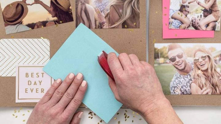 Best Double-Sided Tape for Scrapbooking