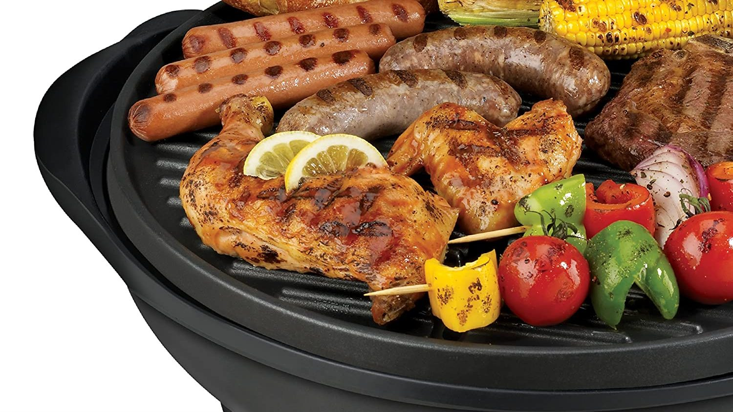 Best for Apartment Grilling