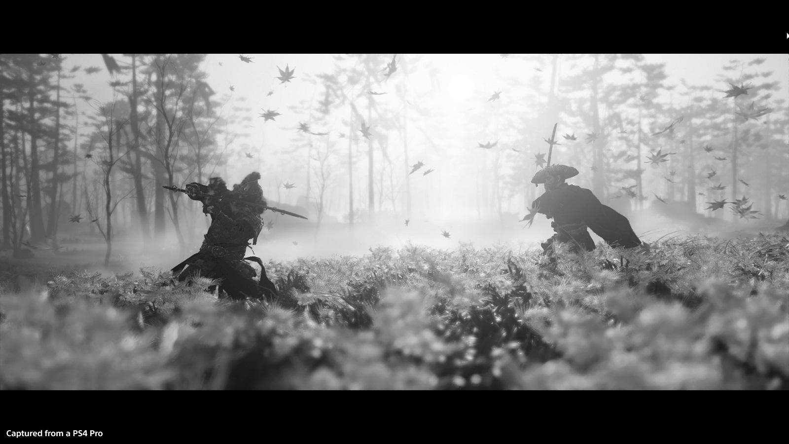 Ghost-of-Tsushima-Combat