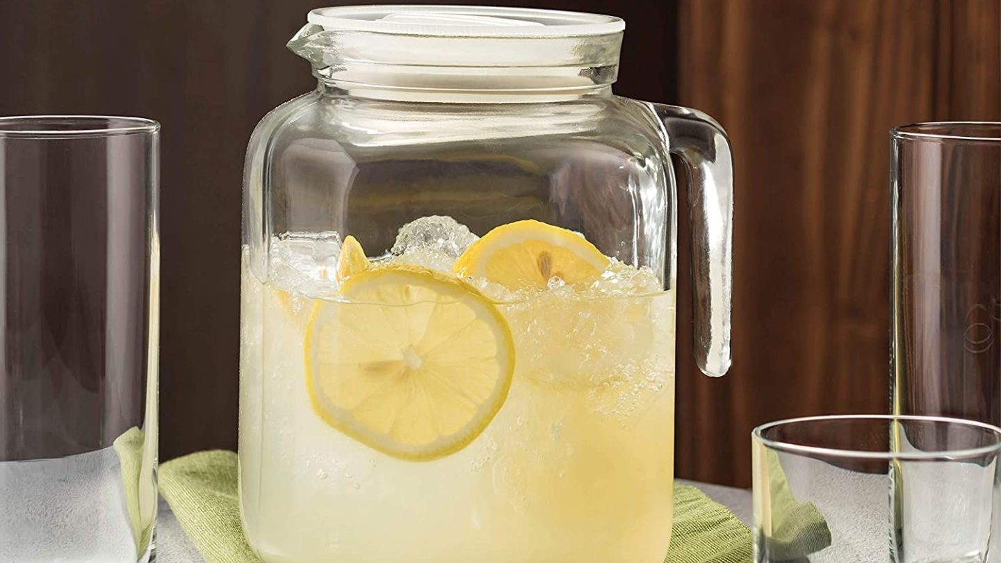 Best Glass Pitcher for Refreshments