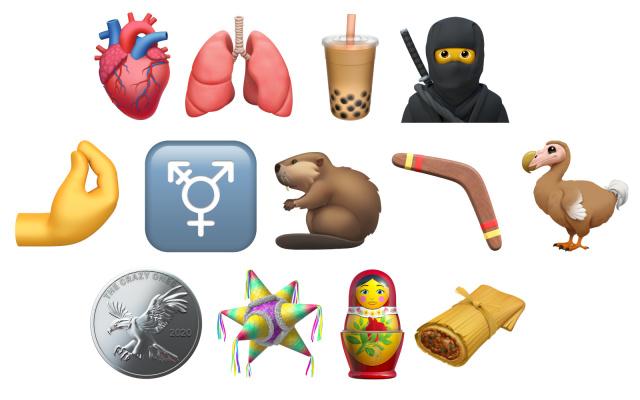 iOS 14 Emoji