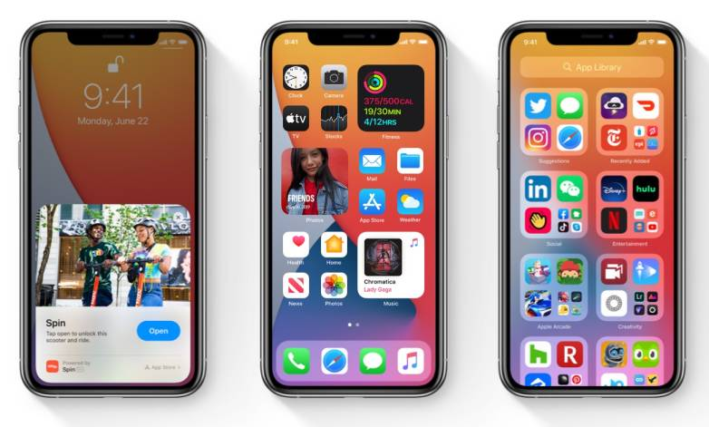 iOS 14.5 features