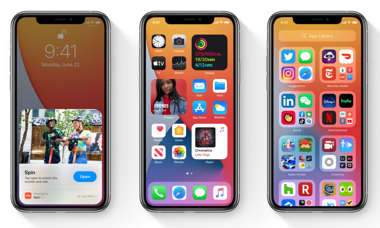 iOS 14.5 download