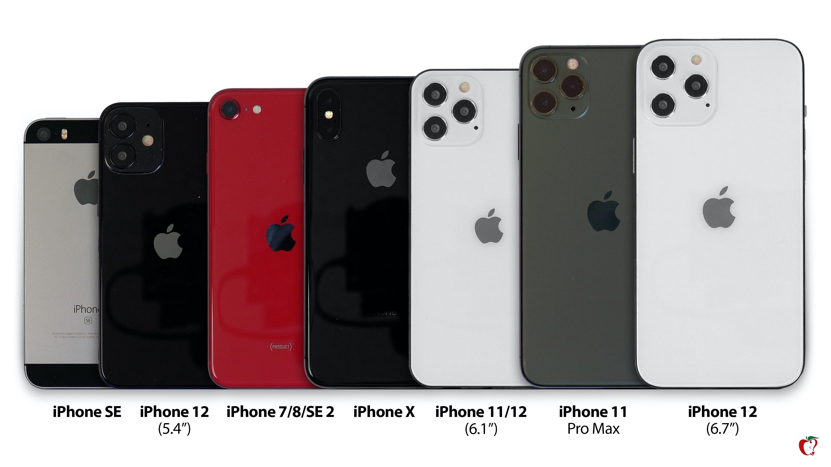 iPhone-12-Size-Comparison