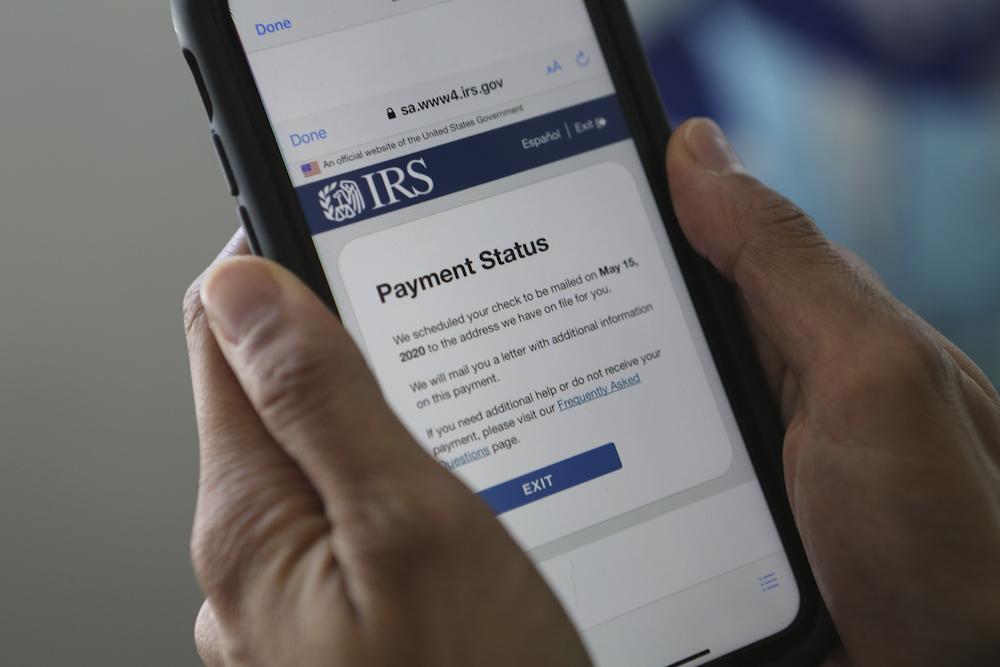 IRS Tax Refund