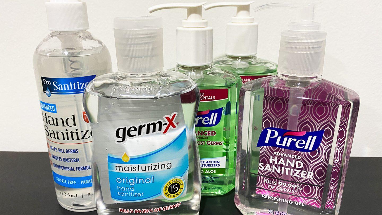 Hand Sanitizer Amazon Prime