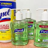 Purell Hand Sanitizer 12 oz Pump Bottles