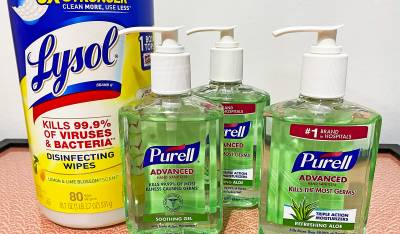 Best Hand Sanitizer Deals