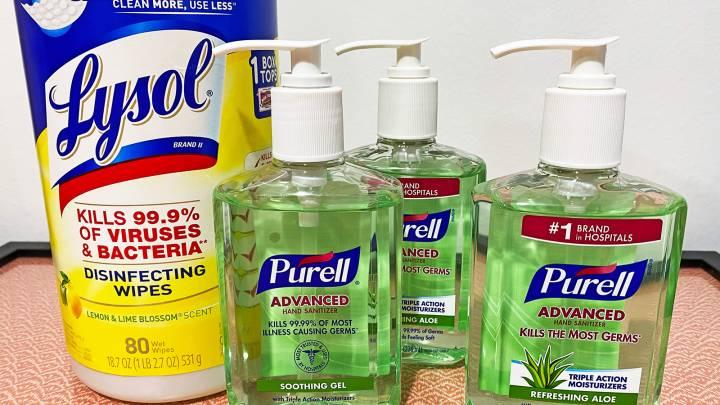 Best Hand Sanitizer Deals