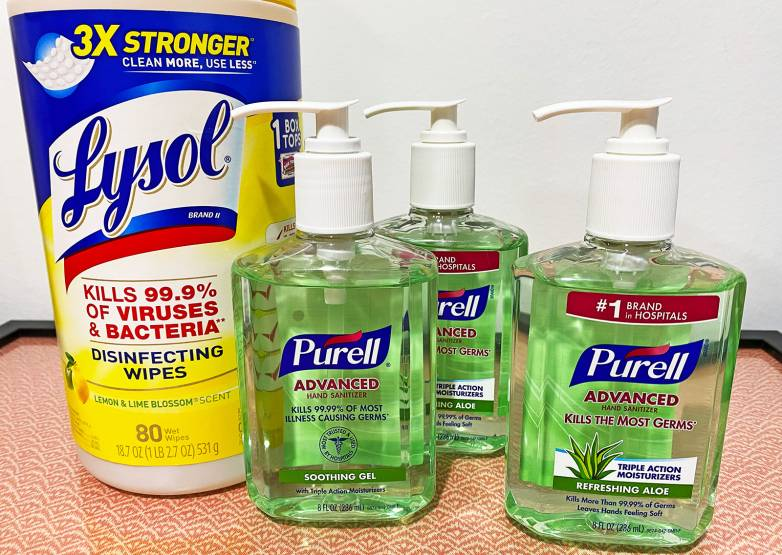 Purell Hand Sanitizer Amazon