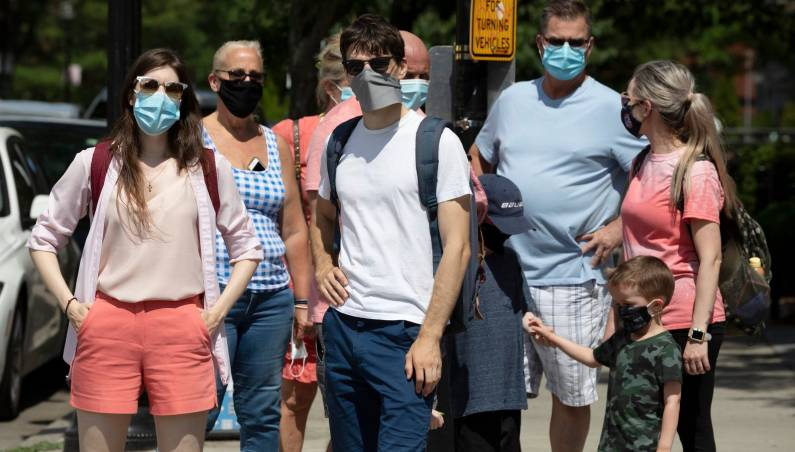 Coronavirus Face Masks
