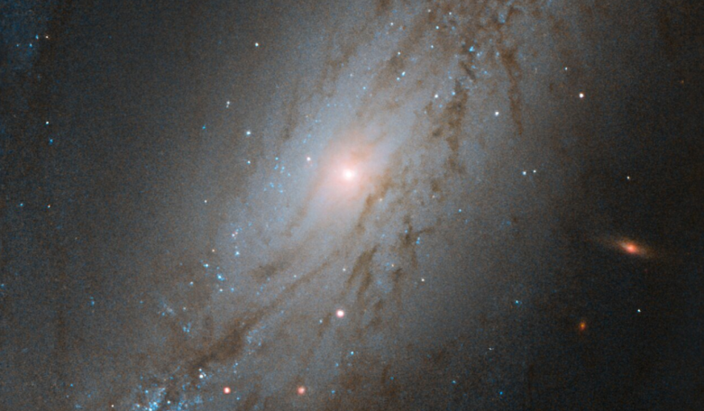 hubble galaxy photo