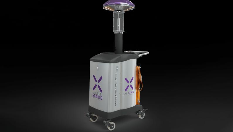 coronavirus robot