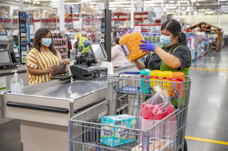 Walmart face mask