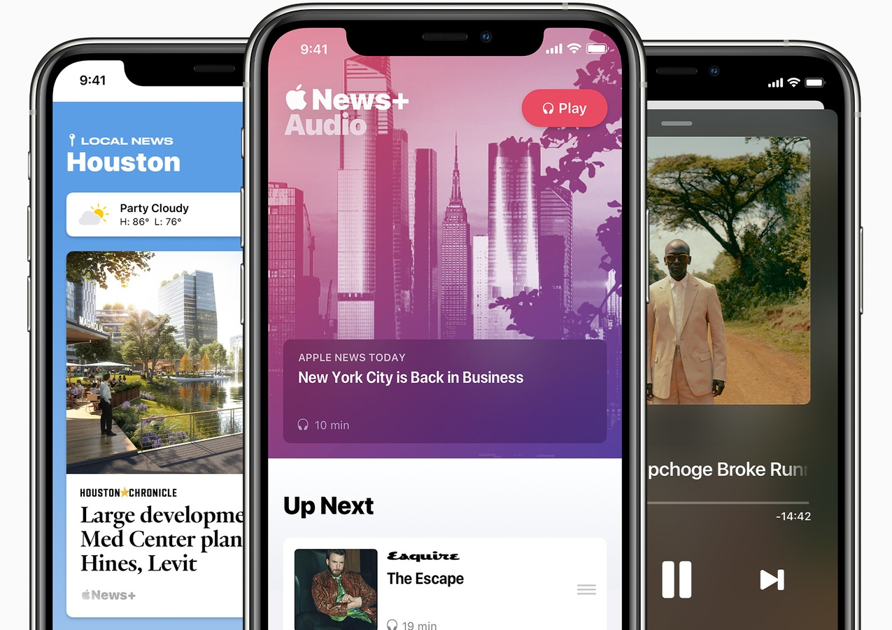 The next chapter of Apple News makes it look more like Flipboard