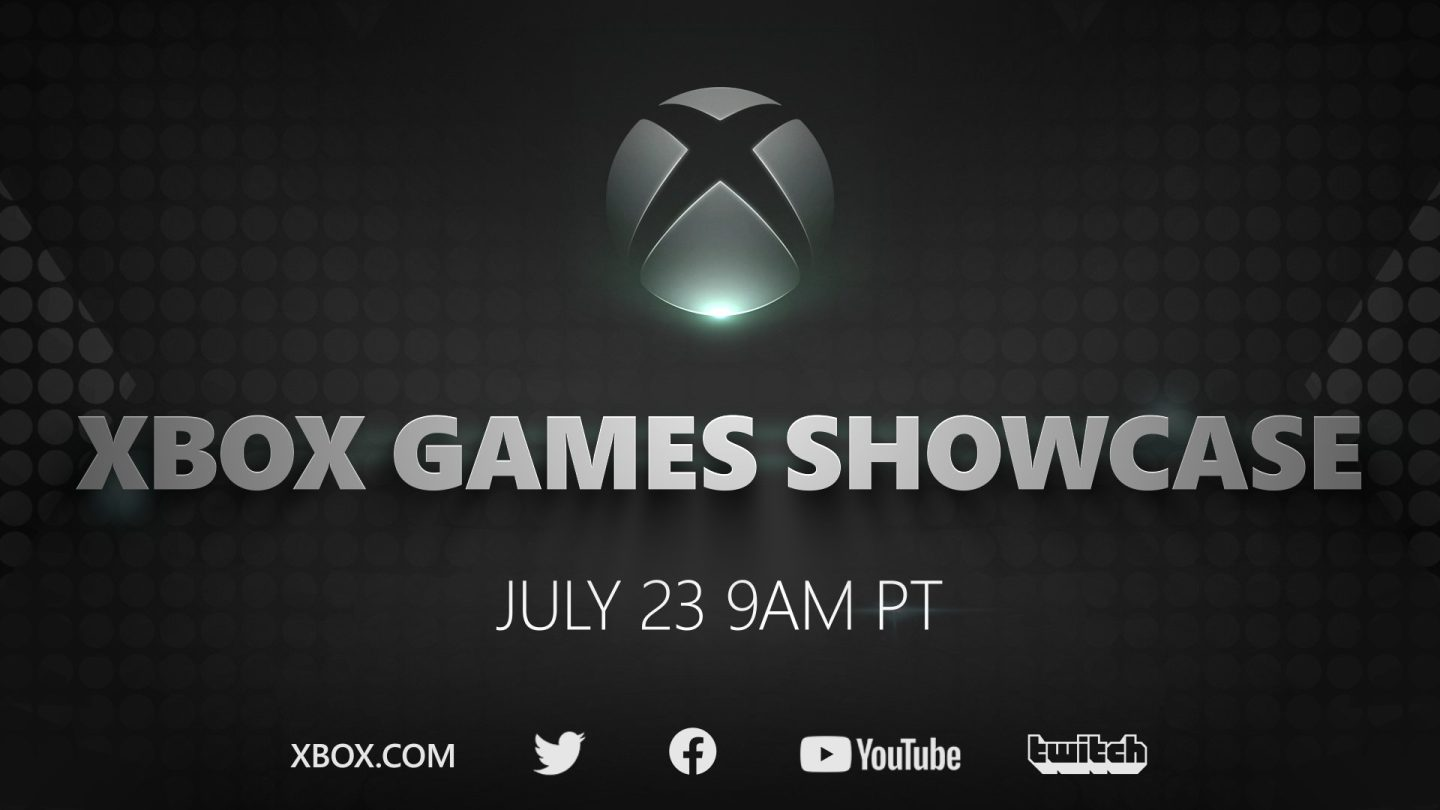 Xbox Series X July event
