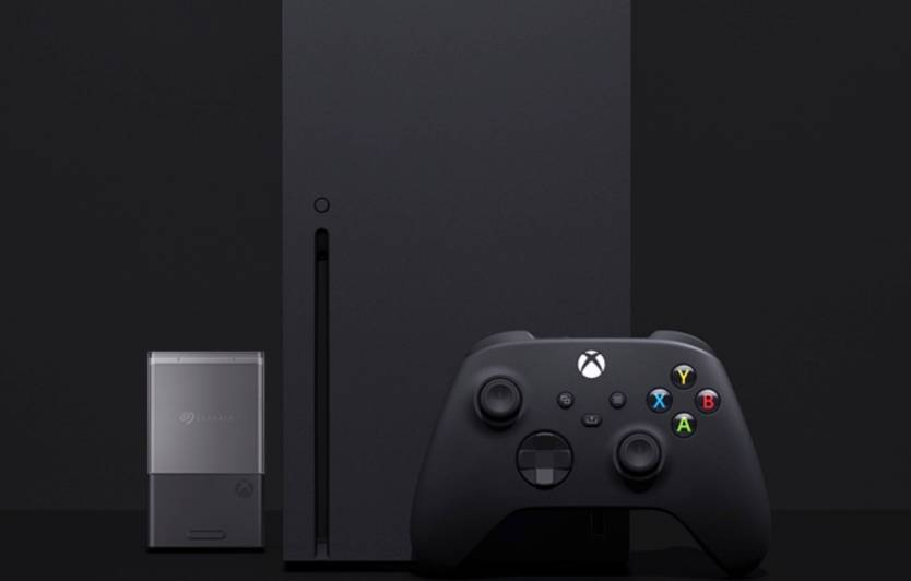 Storage Expansion Card for Xbox Series X