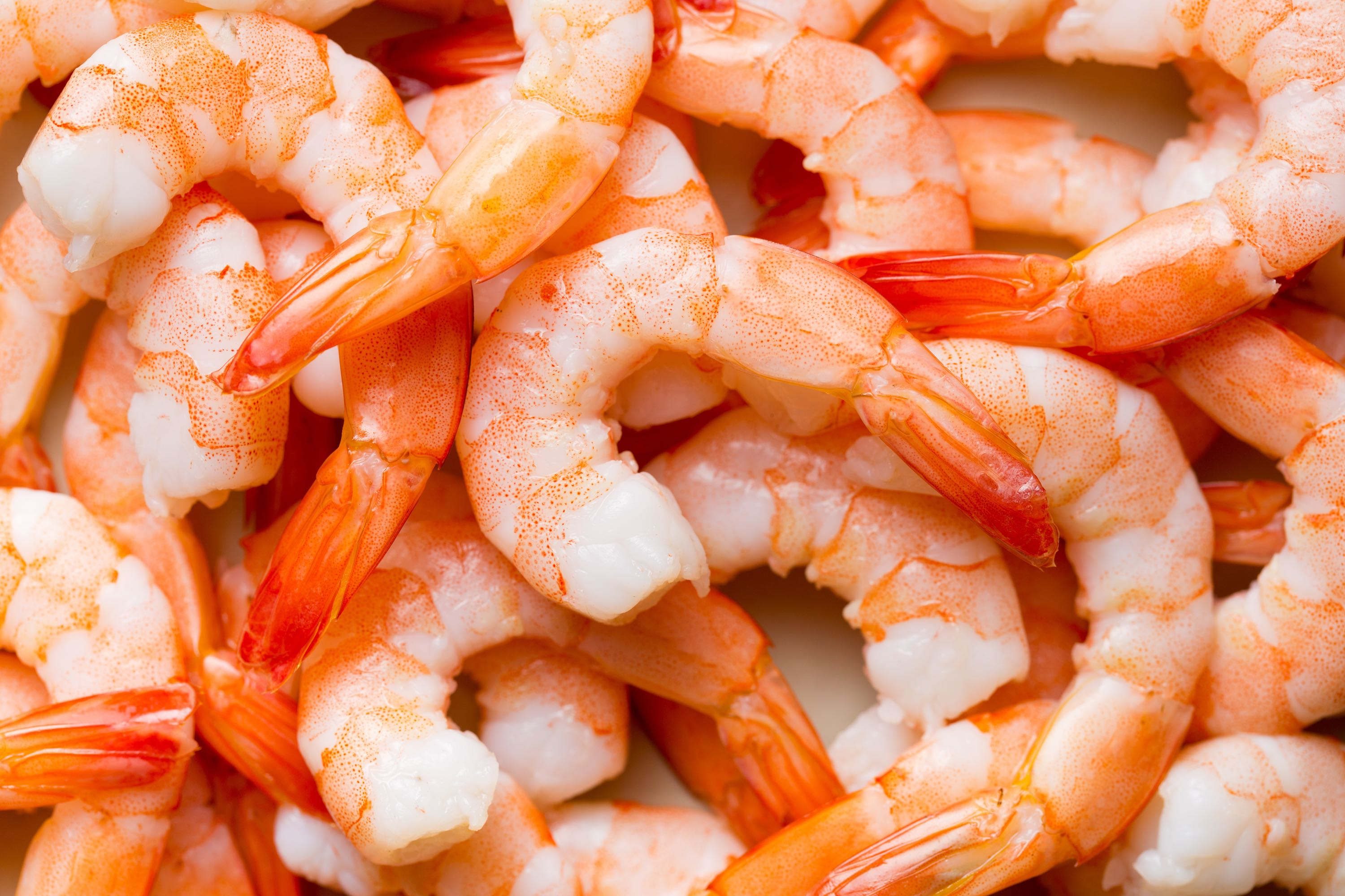 If you have frozen shrimp in your freezer, read this before eating them