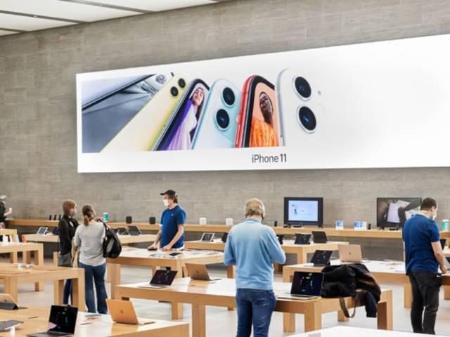 Apple Stores coronavirus