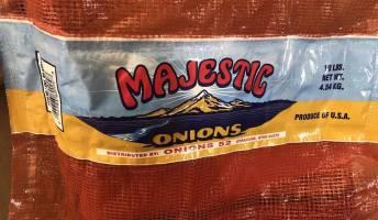 onion recall