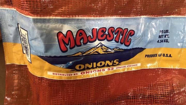 onion recall hellofresh