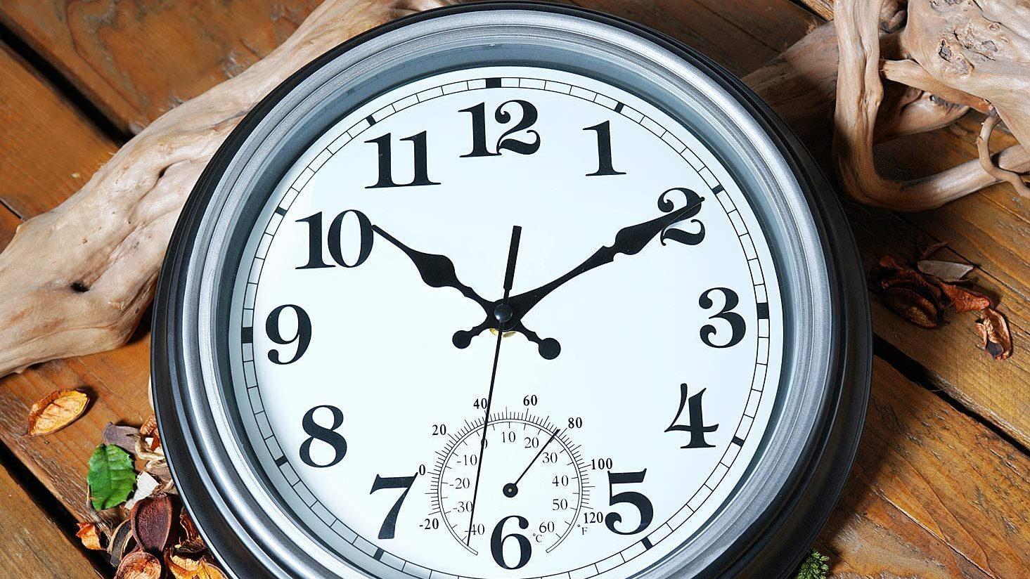 Best Indoor or Outdoor Clock