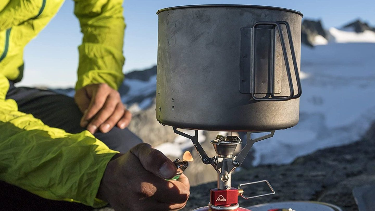Top backpacking stove