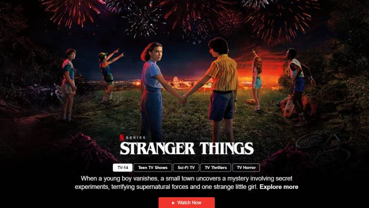 Netflix free shows and movies