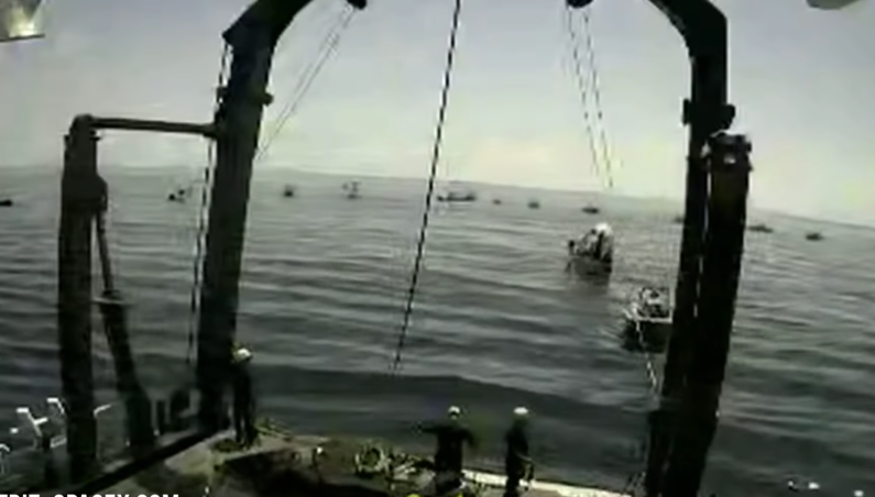 spacex splashdown