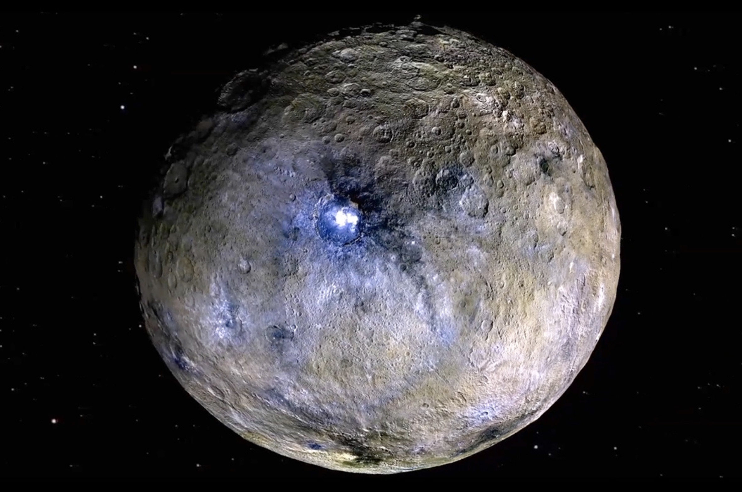 There's another ocean world in our solar system