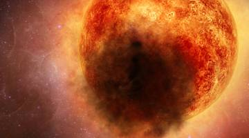 betelgeuse dimming