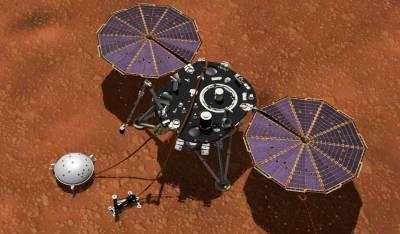 insight lander